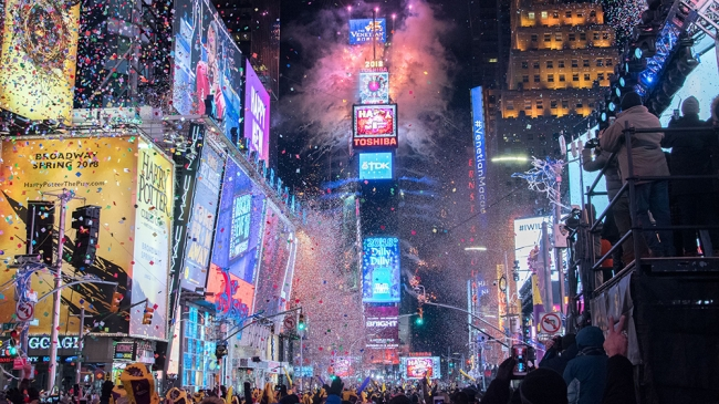 New Year's in New York 2019 - New York Hilton 4*