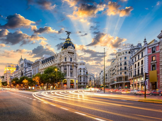 Circuito Special - Madrid, Barcelona y Roma con Aéreo - PROMO BACK TO EUROPE