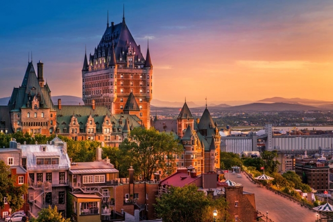City Stay Quebec 2020/2021