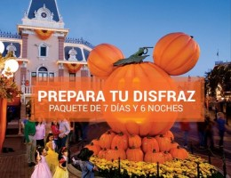 Halloween en Orlando 2019 - Hotel Celebration Suites